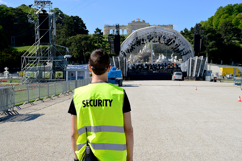 Cost Hiring Security For Event in Warrington Cheshire
